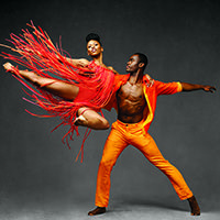 "<font style=""color:#1294d8;""><b>Alvin Ailey American Dance Theater</b></font>"