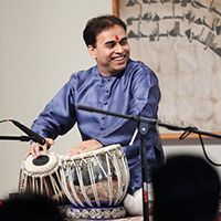 "<font style=""color:#1294d8;""><b>Sandeep Das and the HUM Ensemble; <i>Delhi to Damascus</i></b></font>"